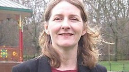 Virginia Brand, chair of Queen's Park Area Residents' Association.