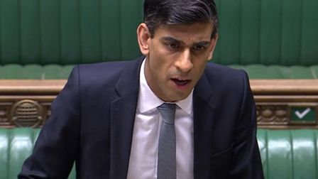 Chancellor Rishi Sunak announced an extension to the furlough scheme until October. Picture: House o
