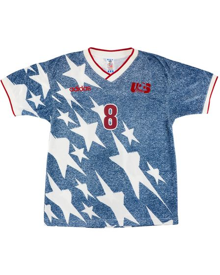 USA's 1994 jersey is the second most valuable international shirt according to research by casumo