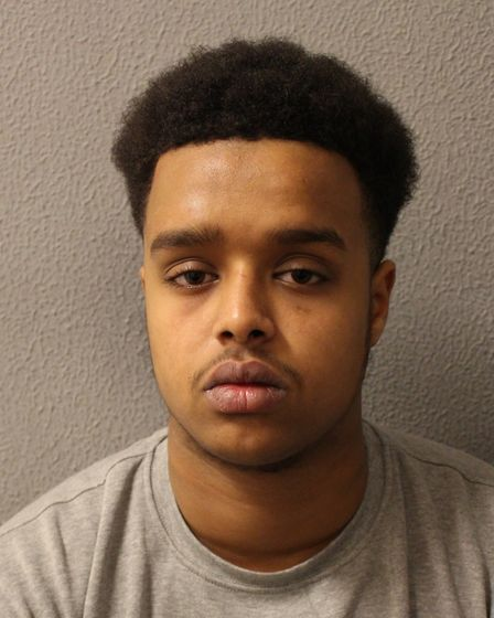 Mohammed Musse. Picture: Met Police