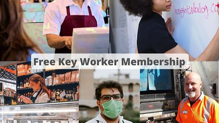 Energie Fitness are offering free membership to key workers during the coronavirus pandemic