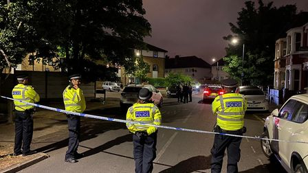 A child and three adults were shot in Harlesden. Picture: David Nathan