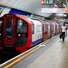 File photo dated 05/08/15 of a Victoria line train leaving Oxford Circus. Picture: PA