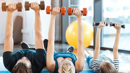 Save money on the accessories and equipment you need to design a home gym perfect for all the family