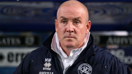 Queens Park Rangers manager Mark Warburton. Picture: John Walton/PA