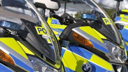 A 17-year-old was arrested on suspicion of theft of a motorcycle, dangerous driving, failure to stop