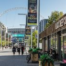 Olympic Way's outdoor seating will double from July 4. Picture: