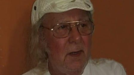 Christopher James Cane passed away at 70 years old on January 8 last year. Picture: Submitted by Ang