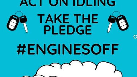 Islington Council has signed up to the the #EnginesOff campaign