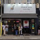 Philip San Sushi in Kilburn High Road is taking part in Eat out to Help out scheme. Picture: Cathari