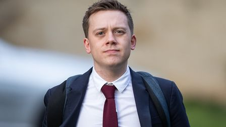 Owen Jones outside Snaresbrook Crown Court. Picture: Aaron Chown/PA