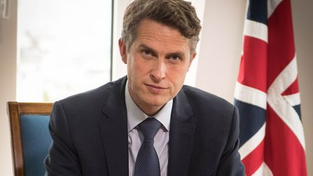 File photo dated 17/8/2020 of Education Secretary Gavin Williamson who has resisted calls to resign