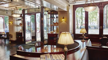 Bellanger has reopened with a fresh interior. Picture: David Loftus