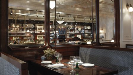Bellanger has reopened with a fresh interior. Picture: Simon Brown