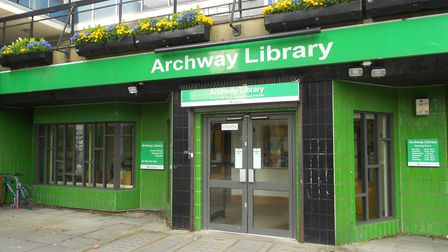 Archway Library, and other centres in the borough, will be reopen from September 1.