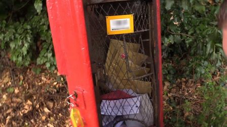 They were arrested after Royal Mail intercepted around 1,800 parcels. Picture: Essex Police
