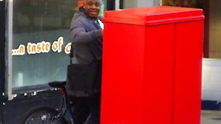 Mac Cheremeh was caught posting the parcels of drugs. Picture: Essex Police