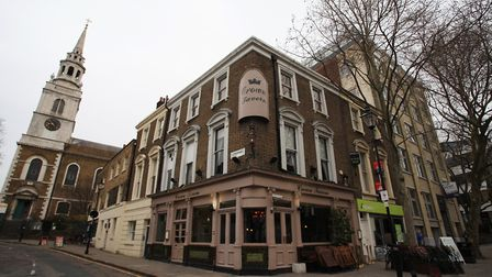 Clerkenwell Green will be Islington's next People Friendly Streets neighbourhood. Picture: Isabel In