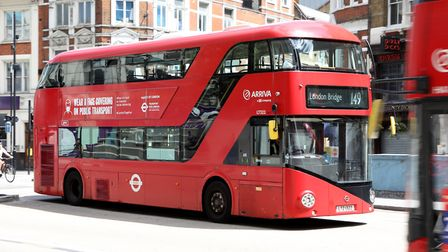 The 24 hour bus lane trial is part of a raft of measures TfL is inroducing in the wake of the corona