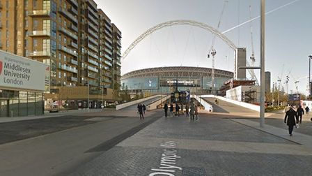 Olympic Way. Picture: Google