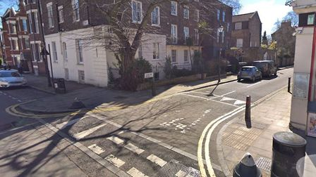 Part of the affected area in Canonbury West.Picture: Google Maps