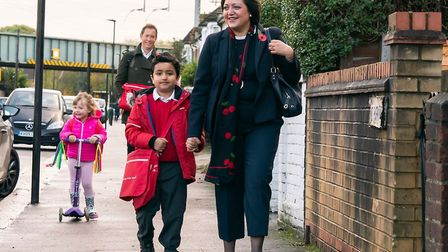 There will be 16 new School Streets from September. Picture: LBN