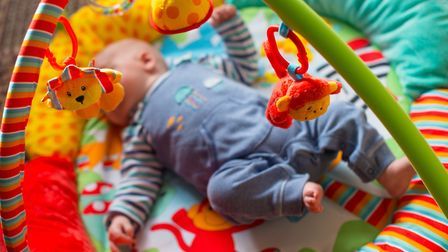 The most popular baby names for 2019 have been revealed. Picture: Dominic Lipinski/PA