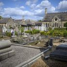 Willesden Jewish Cemetery now a place to explore or relax. Picture: Michael Eleftheriades