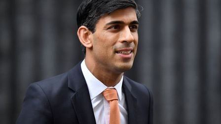"""Chancellor Rishi Sunak described the Eat Out To Help Out scheme as a """"success"""". Picture: Leon Neal/G"""