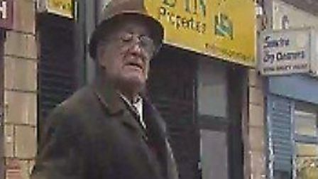 Police wish to speak to this man in relation to an assault in Kenton. Picture: Met