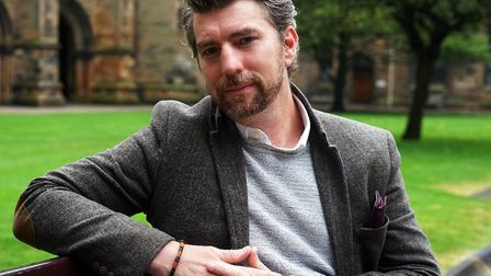 Managing director of Which Rehab, James McInally. Picture: Which Rehab
