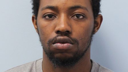 Deangelo Brown, 23, of Bank Close in Luton. Picture: Met Police