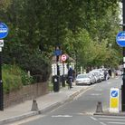 Cars are now not allowed on Prebend Street, Islington. Picture: Stephen Spencer