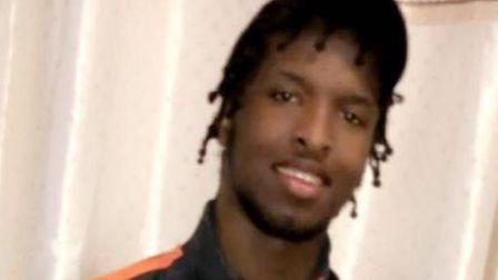 Kamal Nuur, who was stabbed to death. Picture: Met Police
