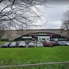 Sobell Leisure Centre carpark. Picture: Google maps