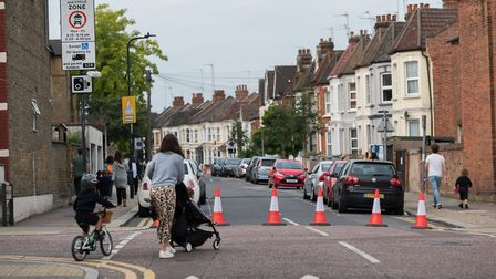 Brent Council has launched School Streets which is not the same as Low Traffic Neighbourhoods it is