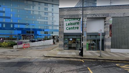 Archway Leisure Centre. Picture: Google Maps