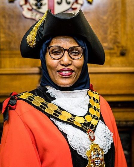 Mayor of Islington, Cllr Rakhia Ismail. Picture: Islington Council
