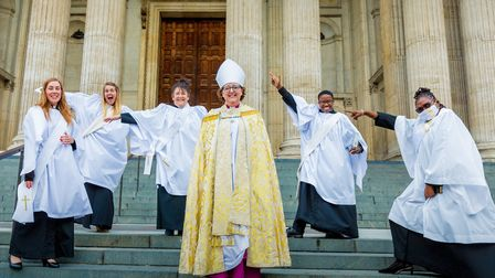 Five women and one man have joined the Stepney Area�s team of clergy serving Hackney, Islington and