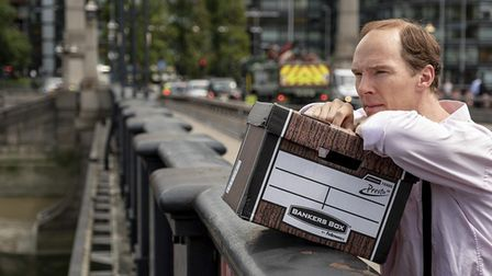 Benedict Cumberbatch stars in Brexit film The Uncivil War. Photo: Channel 4