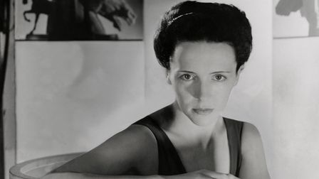 UNITED STATES - JANUARY 24: Portrait of author Eve Curie