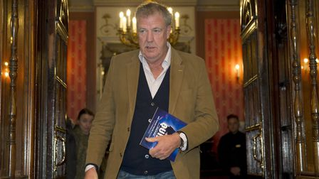 """Jeremy Clarkson describes himself as pro-European and feels """"bloody sad"""" about Brexit. Photograph: P"""