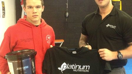 Lewis--left--with-sponsor-Kain