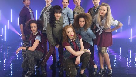Pulse Collective through to semi finals of Sky's Got to Dance.