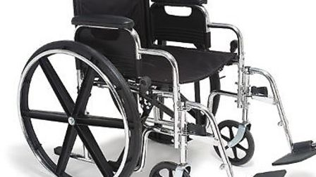 Businesses can now sponsor a wheelchair to help future paralympians.