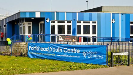 The sessions will be held at Portishead Youth Centre