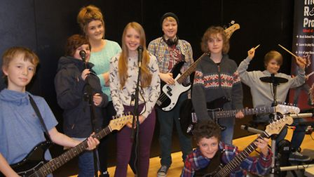 New members wanted for The Rock Project in Nailsea.