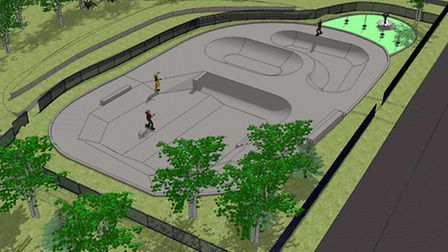 PSP's plans for a skate park at the Lake Grounds