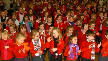 Children taking part in world record attempt called Sign to Sing