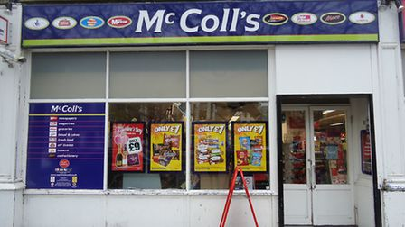McColl's have confirmed that they will not close the shop